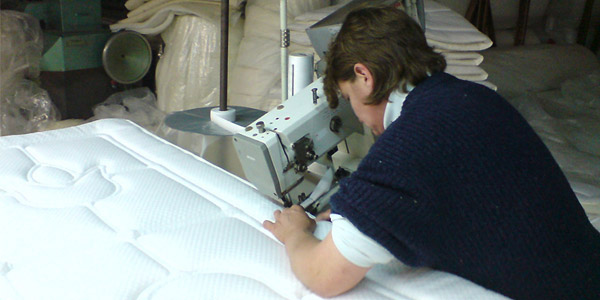 Organic Mattresses In Natural Latex French Traditional Production